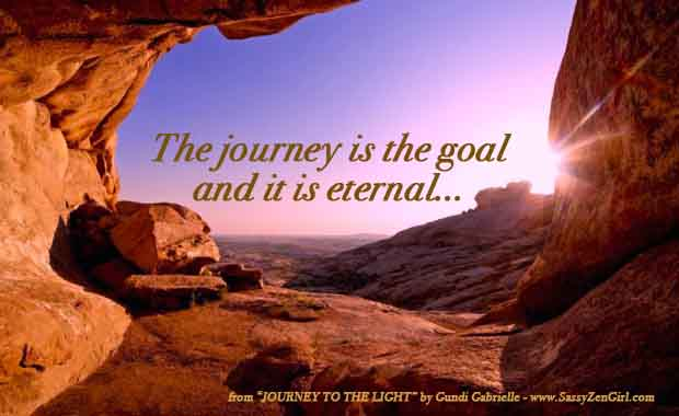 Journey is Goal