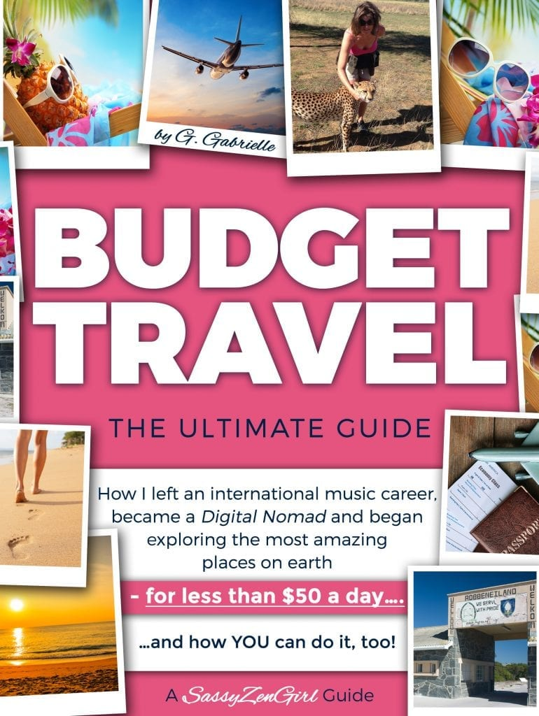 Travel Book Small