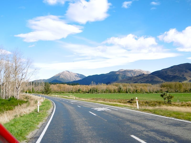 ROAD TRIPS NEW ZEALAND: Inland Scenic Route 72