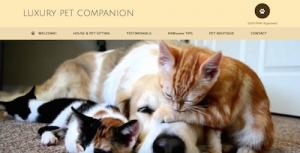 Intl. House & Petsitter - LuxuryPetCompanion