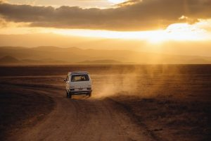 budget travel - free rental cars