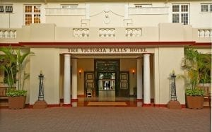Victoria Falls Hotel