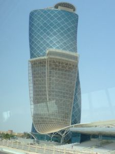 Blue Sky Tower Abu Dhabi