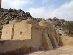 Bidiya - oldest and smallest mosque of UAE