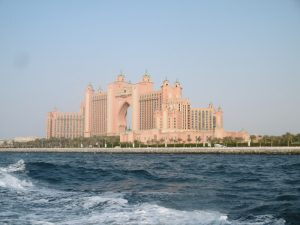 Sea Cruise Dubai - Atlantis Hotel
