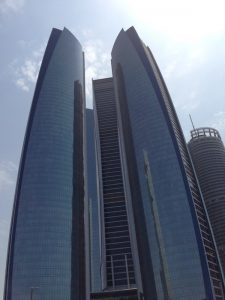 Etihad Tower