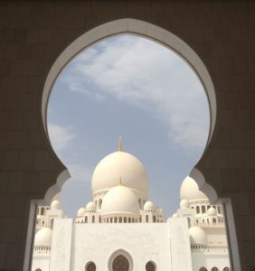 day trip Abu Dhabi Grand Mosque