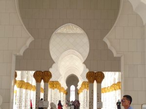 Abu Dhabi Grand Mosque
