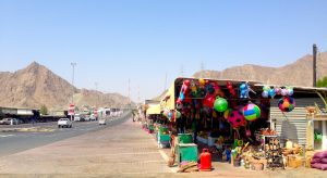 Day Trips from Dubai: masafi Friday market