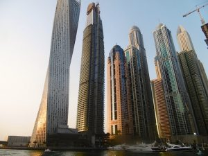 Back to the open Sea - Sea Cruise Dubai with Cayan Tower