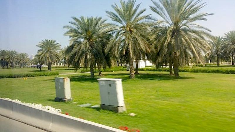 The Green Emirate