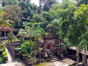 lovely balinese temple near ubud