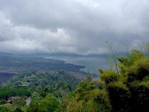 Kintamani Volcano Lake Bali