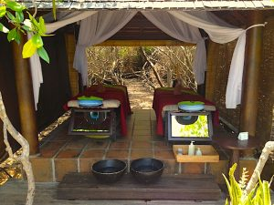 mangrove spa beds