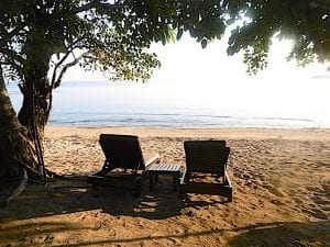 Beach Villa at the Menjangan