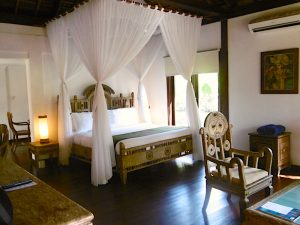 Monsoon Lodge suite