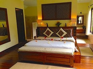 Bedroom at Pool Villa