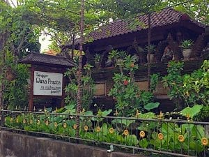 Ubud downtown