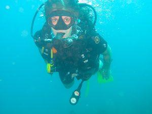gundi-diving