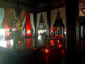 tugu dragon hall