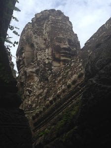 The Bayon Temple, Angkor Thom