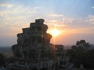 Phnom Bhakeng