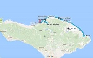Bali East Coast - Amed to Lovina