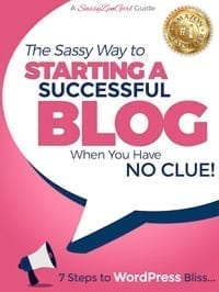 Blogging Beginners Guide Set up