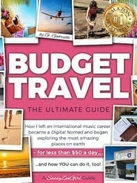 Budget Travel Book