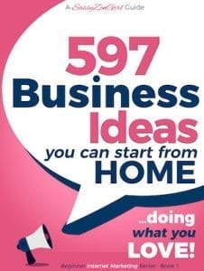 business from home ideas