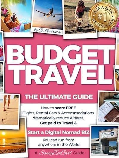 Budget Travel - SassyZenGirl