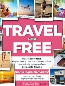 how to travel for free and get paid to travel