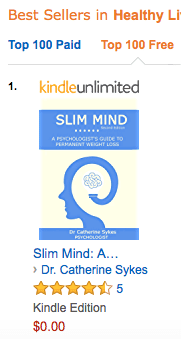 #1 Amazon Bestselling Author Catherine Sykes - Slim Mind