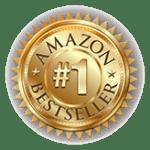 #1 Amazon Bestseller badge